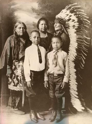 Native American Progressives