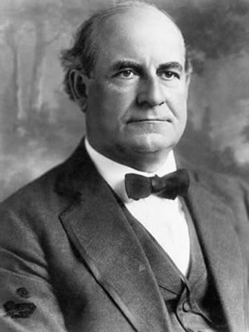 William Jennings Bryan Political loss