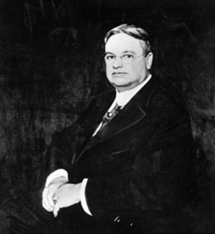 Hiriam Johnson joined the Lincoln-Roosevelt Party