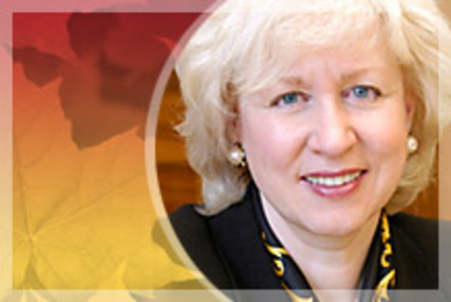 Kim Campbell elected