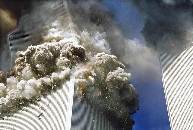 WTC collapse