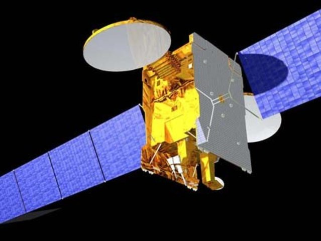 Anik 1, Canada's first communications satellite, is retired
