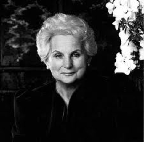 Canada's first female Governor General