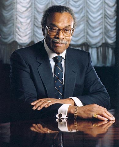 First black lieutenant-governer of ON