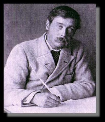 H.G. Wells publishes The Future In America