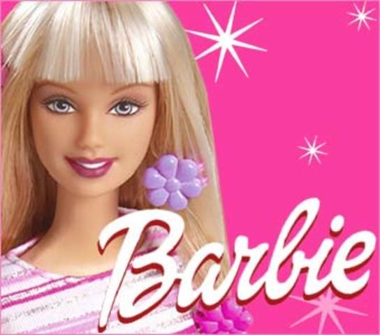 Invented Barbie