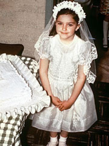 Birthdate of Madonna