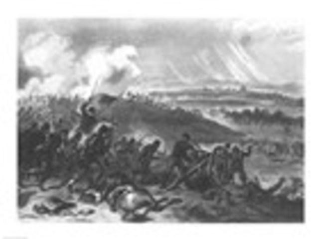 The Battle of Gettysburgh