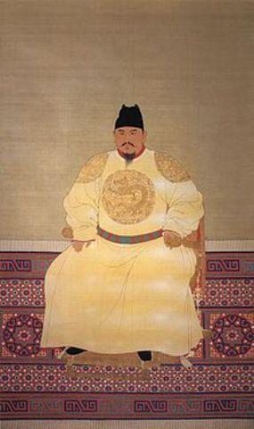 Zhu Yaunzhang takes back China