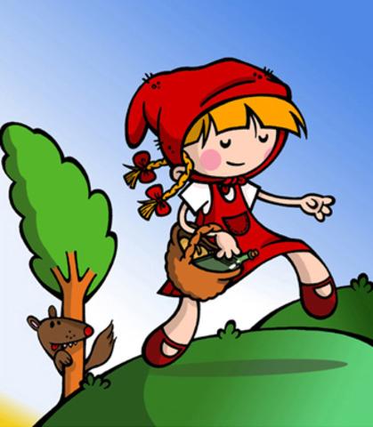 Cuento de Caperucita Roja