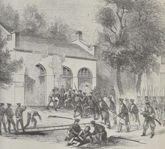 Raid of Harpers Ferry, VA