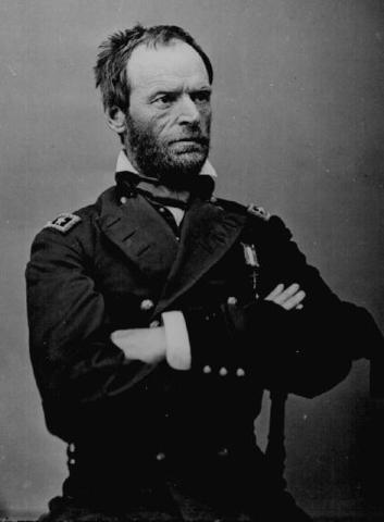 Grant Promoted; Replaced by Sherman