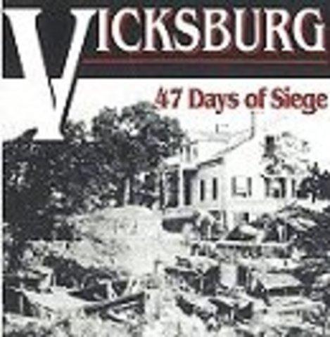 Seige at Vicksburgh (date ended)