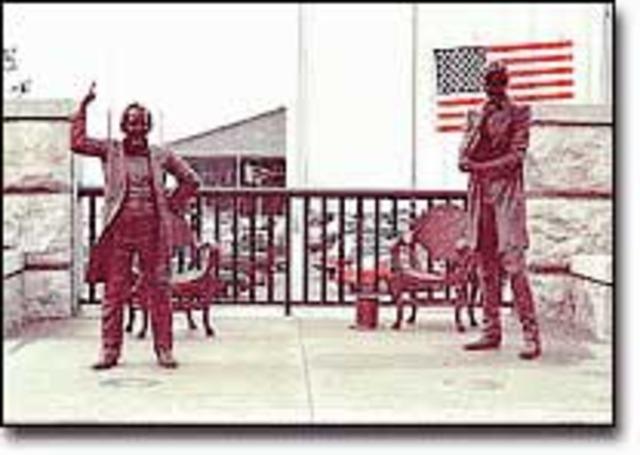 19.Lincoln-Douglas Debates (Include Freeport Doctrine…use year)