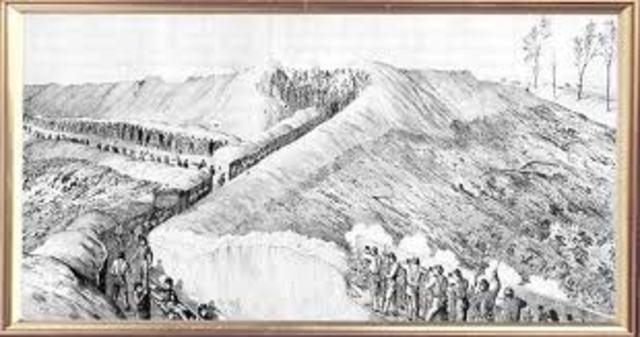 Siege At Vicksburg Part 2