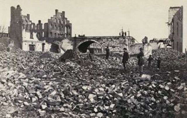 Siege of Richmond (date started)