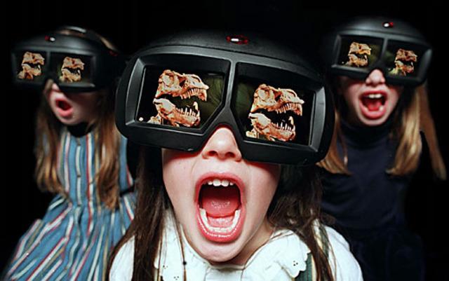 Появление в Coca Cola plaza 3D кинозалы.