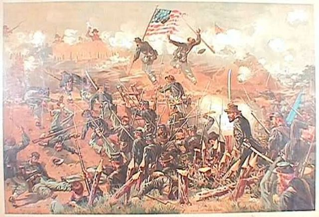 Siege at Vicksgurg