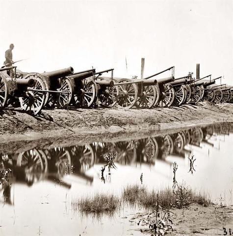 Siege of Richmond- June 1864