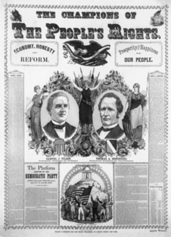 Election of 1876 (Compromise of 1877)