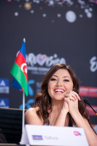 Азербайджан на Евровидение 2010