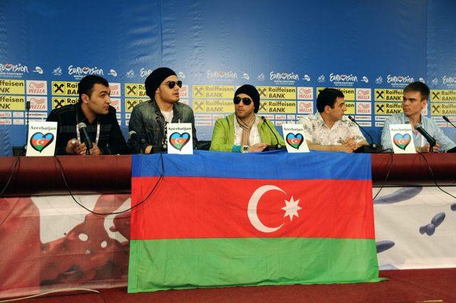 Азербайджан на Евровидении 2008