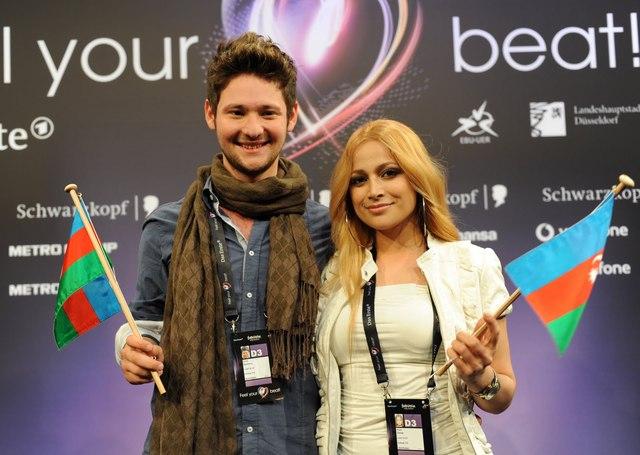 Азербайджан на Евровидении 2011