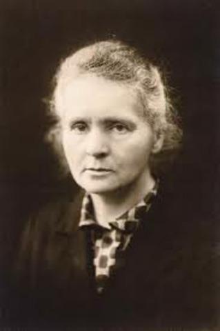 Marie Curie (biejita)