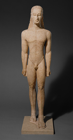 Kouros - Statue of a Youth