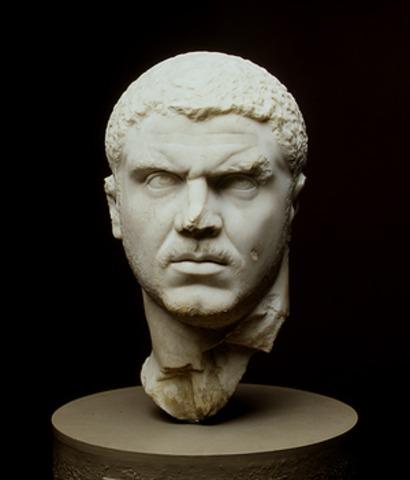 Portrait head of Emperor Marcus Aurelius Antoninus