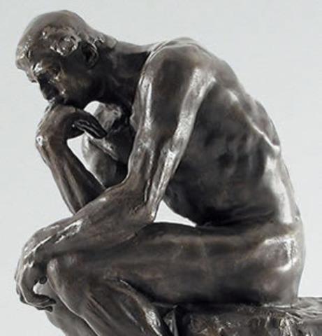 Rodin – The Thinker