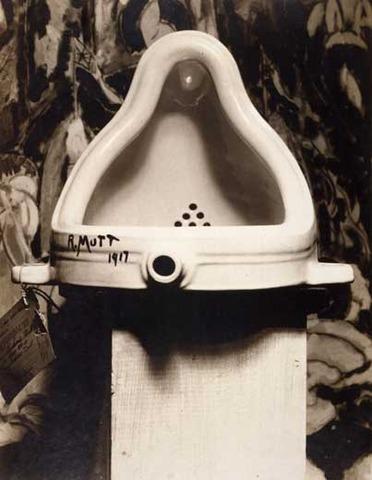 Duchamp – Fountain