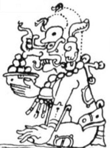 Spanish Conquest of the mayan civilization