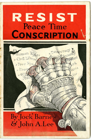 The U.S. Congress approves the first peacetime conscription draft