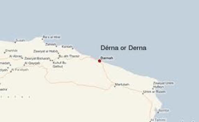 Capture of Derna