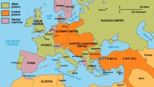 Allied Countries