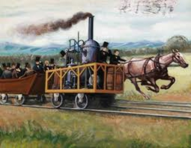 The Invention of the First Steam Engine