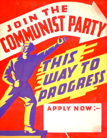 American Communist Party was established
