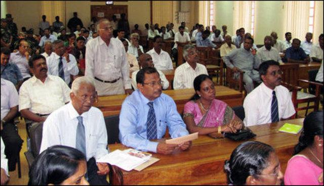 Nirupama faces civil society outburst in North