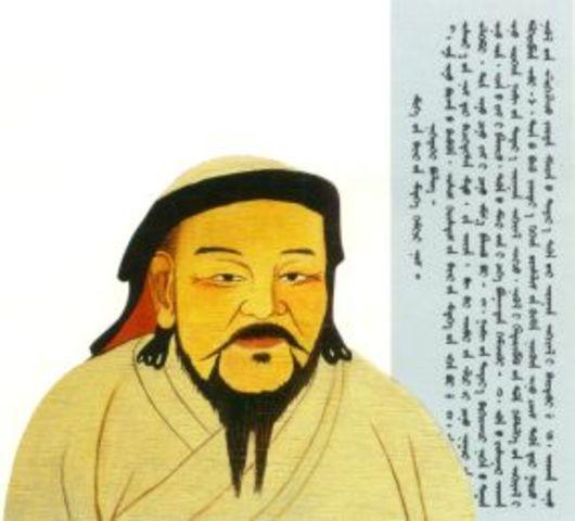 Kublai Khan became ruler