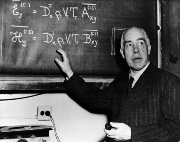 To Bohr's hard work