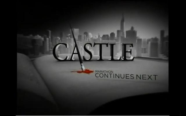 Castle Marathon on TNT