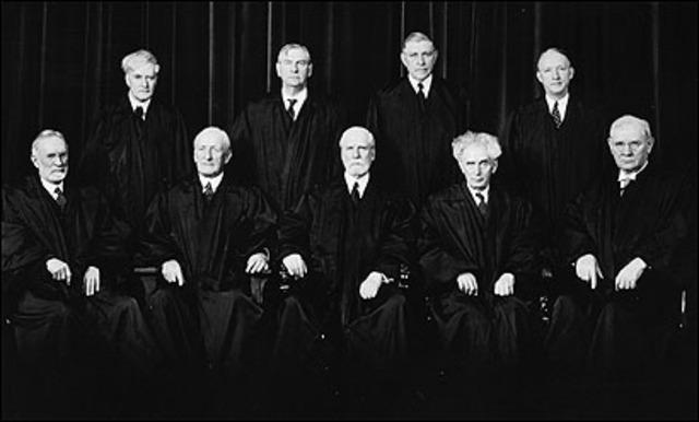 Roosevelt's court-packing plan