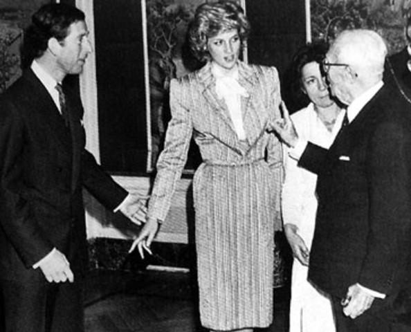 Style Icon: Princess Diana