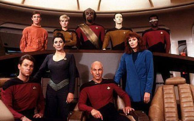 Diverse crew uniforms