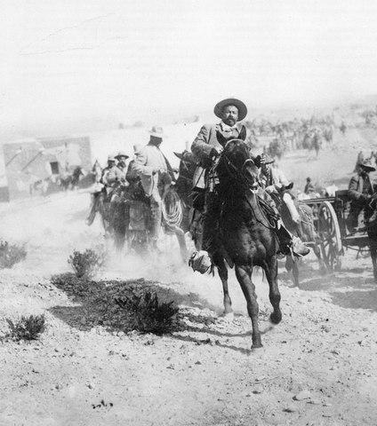 Pancho Villa raids New Mexico