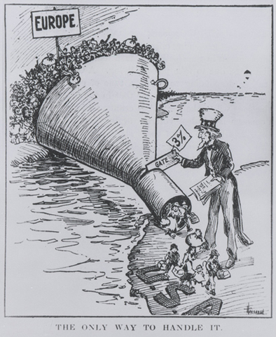 Emergency Quota Act of 1921