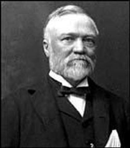 Carnegie Dies
