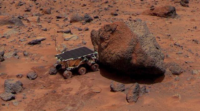 Mars Pathfinder, Cassini
