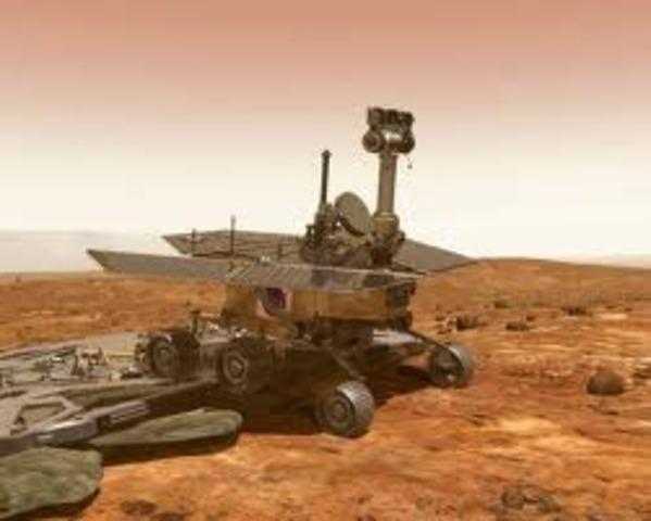 Spirit & Opportunity Rovers